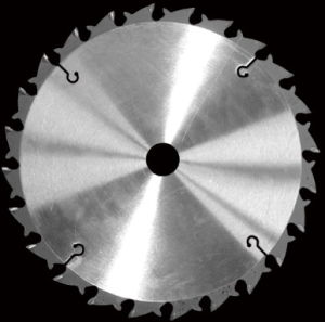 Tungsten Carbide Tipped Circular Saw Blade for Wood Rip Cutting (CW002) pictures & photos
