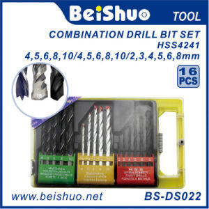 Combination Drill Bits Set pictures & photos