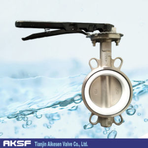 Wafer Type Stainless Stee Butterfly Valve