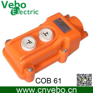 COB 61 COB62, COB 63, COB 64 Hoist Switch, Crane Switch, Xac Control Station Switch pictures & photos