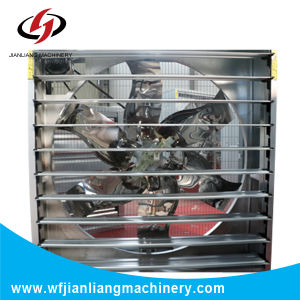 High Quality Galvanized Push--Pull Exhaust Fan pictures & photos