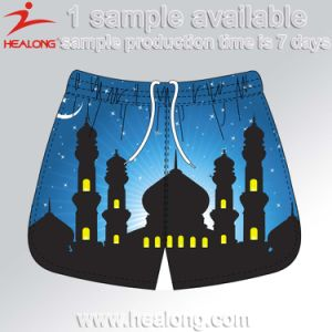 Dye Sublimation Printing Beach Shorts Swimming Shorts pictures & photos