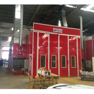 Bus and Truck Paint Oven with High Quality pictures & photos