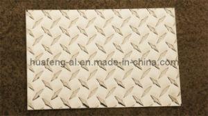 Aluminum Tread Plate (pointer, diamond pattern)