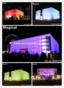 Beautiful Inflatable Exhibition Tent (MIC-649) pictures & photos