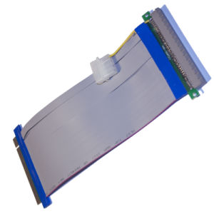 PCI Express Power Extension Ribbon Cable