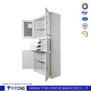 5-Door 3-Drawer Safe Metal Storage Cabinet / Office Use Steel File Cabinet pictures & photos