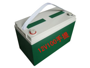 High Quality Solar Power Storage Lead Acid Battery Container