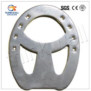 Wholesale U Horse Forging Metal Horseshoe pictures & photos