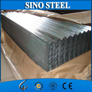 SGCC Full Hard Galvanized Corrugated Roofing Sheet 0.18 mm pictures & photos