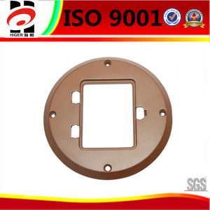 Customized Aluminum Die Casting Switch Base pictures & photos