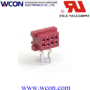 1.27mm Micro Match 4p Red Lug pictures & photos