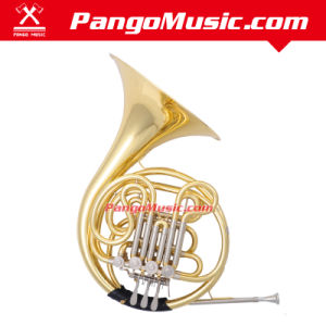 F Tone Cupronickel French Horn (Pango PMFH-2650) pictures & photos