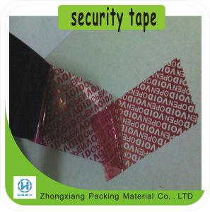Tamper Evident Security Tape (ZX-51)
