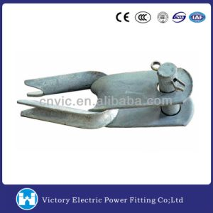 Galvanized Deadend Thimble Clevis for Linking Fitting pictures & photos