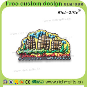 Customized Souvenir Collection Fridge Magnets Sticker Promotion Gifts in Souvenir (RC-OT)