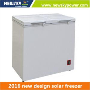 212L Solar Deep Freezer DC 12V 24V Freezer Deep pictures & photos