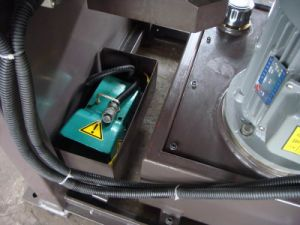 Hydraulic Notching Machine (Fixed Angle 6mm) pictures & photos