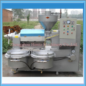 High Quality Automatic Sesame Oil Extraction Machine pictures & photos