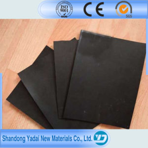 HDPE Geomembrane/ Black Plastic Sheeting Membrane Waterproofing pictures & photos