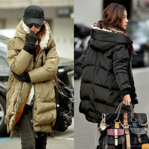 Women Winter Down Jacket pictures & photos