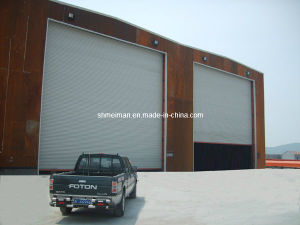 Roller Shutter Door -4 / CE Certified pictures & photos