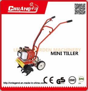 2-Stroke 52cc Mini Power Tiller Cultivators pictures & photos