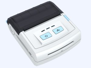 80mm Portable Thermal Printer with Bluetooth Interface pictures & photos