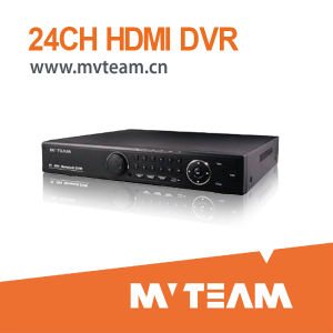 Economical 24CH Nework DVR with HDMI (MVT-6224) pictures & photos