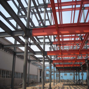 Pre Engineered Steel Structure Building with Five Storey pictures & photos