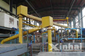 Gold Mine Separation Equipment/Air Lifter (KT)