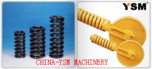 Spring Excavator and Bulldozer Parts Undercarriage Parts pictures & photos