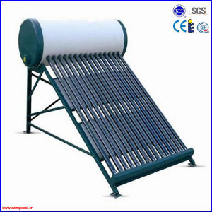High Pressure Vacuum Tube Solar Water Heater System pictures & photos