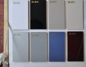 MDF UV Board (zhuv) pictures & photos