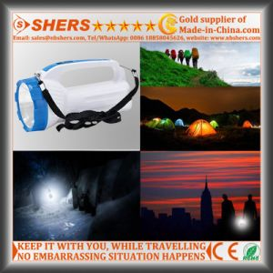 Rechargeabl 1W LED Flashlight with SMD LED Desk Light (SH-1981) pictures & photos