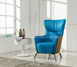 High Back Leisure Chair Wtih Meatal Base pictures & photos