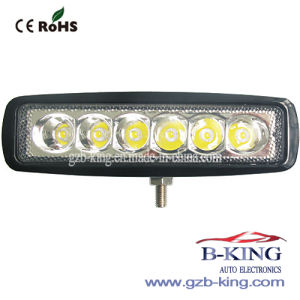 18W Epistar LED Work Light pictures & photos
