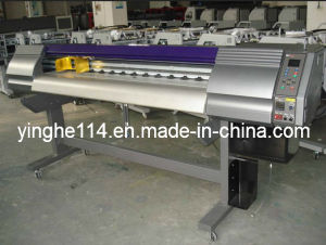 2.6m High Resolution Dual Dx5 Head Printer Eco Solvent Printer pictures & photos