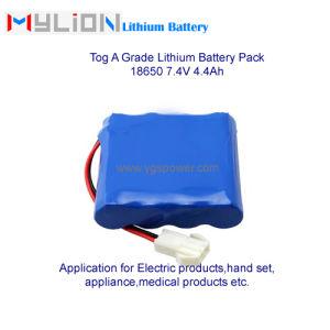 Hight Quality Lithium Battery for Cordless Telephone, Radio Phone etc.