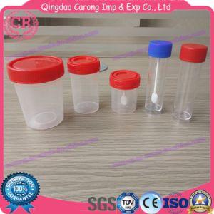 Disposable Plastic Urine Specimen Sampling Cup Urine Containers pictures & photos