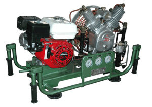 High Pressure Air Compressor for Scuba Diving, Breathing and Outdoor Gear pictures & photos