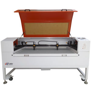 Suitcase Handbag Material Laser Cutting/ Engraving Machine (WZ14090D)