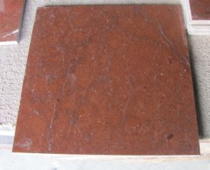 Red Alicante (Red Marble) Tiles, Big Slabs, Tiles, Countertop pictures & photos