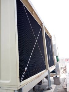 Super Low Noise Retangluar Cross Flow Water Cooling Tower pictures & photos