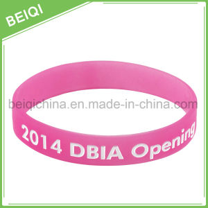 Cheap Custom Silicone Wristband/Personalized Wristband pictures & photos