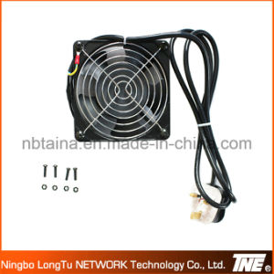 Single Fan with Plug for Wall Mount Cabinet pictures & photos