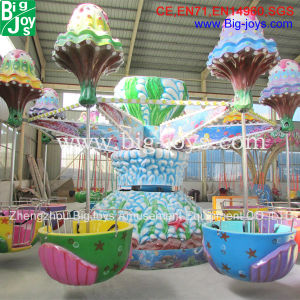 New Commercial Rotary Jelly Fish Ride for Kids pictures & photos