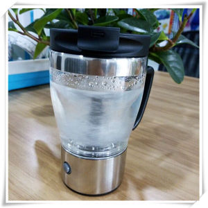 BPA Free Protein Mixer Shaker Bottle (VK15026) pictures & photos