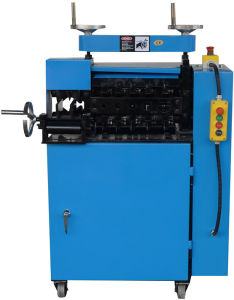 Dia. 10-90mm Scrap Cable Stripper Machine (3kW, 415V, 50Hz, CE) pictures & photos