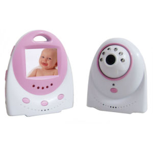 2.4 Inch TFT LCD Baby Monitor with 4CH Wireless Transmitters Camera